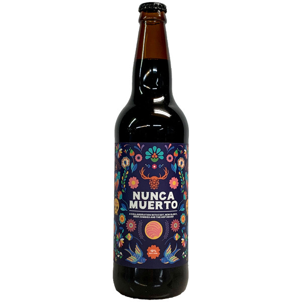 Arrow Lodge Nunca Muerto Imperial Pastry Stout