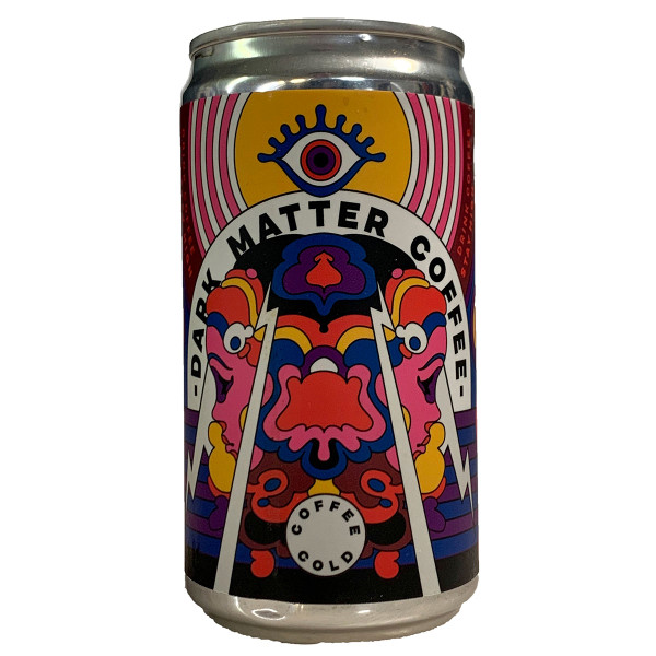Dark Matter Coffee Vanilla Surprise Cold Brew Can