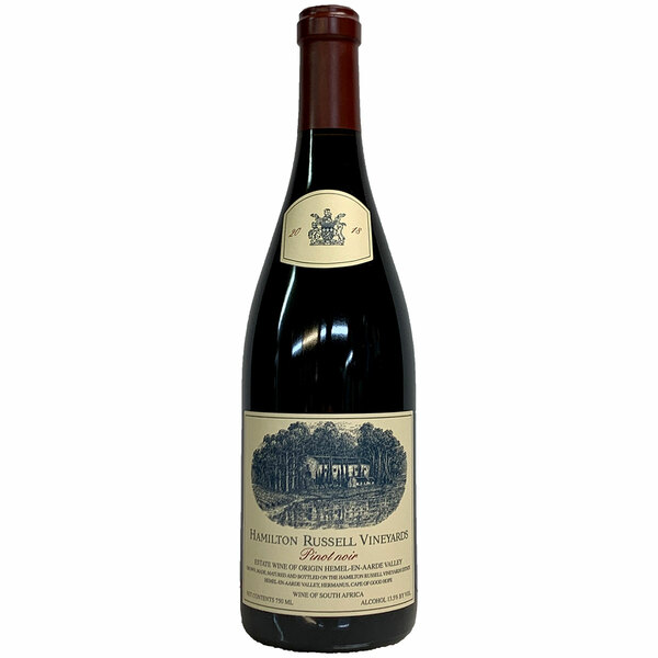Hamilton Russell 2018 Pinot Noir   90+ POINTS