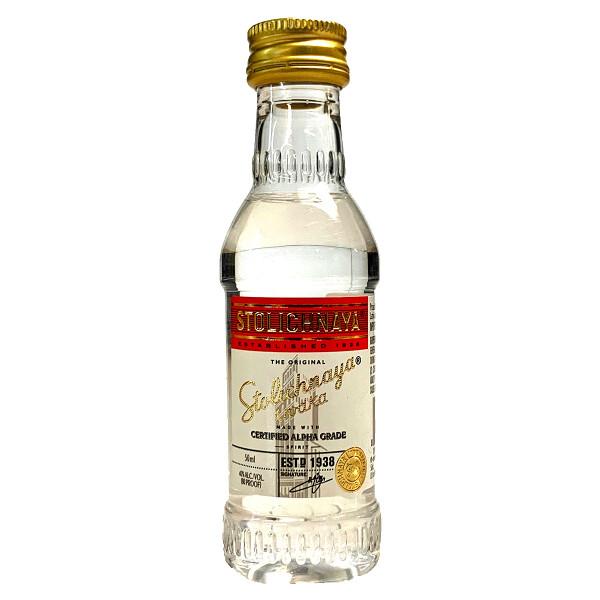 Stolichnaya Vodka 50ML