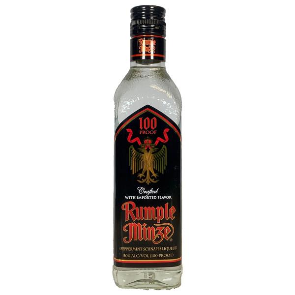 Rumple Minze Peppermint Schnapps 375ML