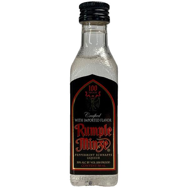 Rumple Minze Peppermint Schnapps 50ML