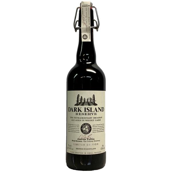 Orkney Dark Island Reserve Scotch Ale