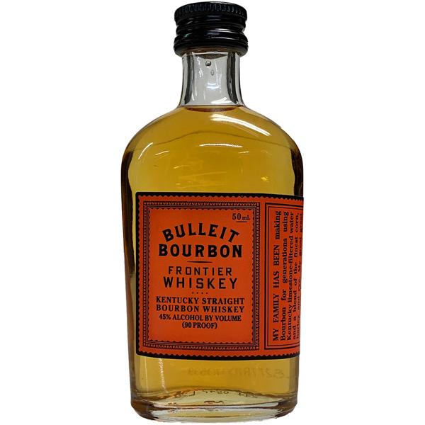 Bulleit Bourbon Whiskey 50ML