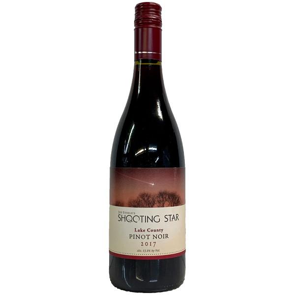 Shooting Star 2017 Lake County Pinot Noir