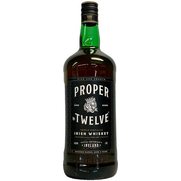 Proper No. Twelve Irish Whiskey by Conor McGregor 1.75ML