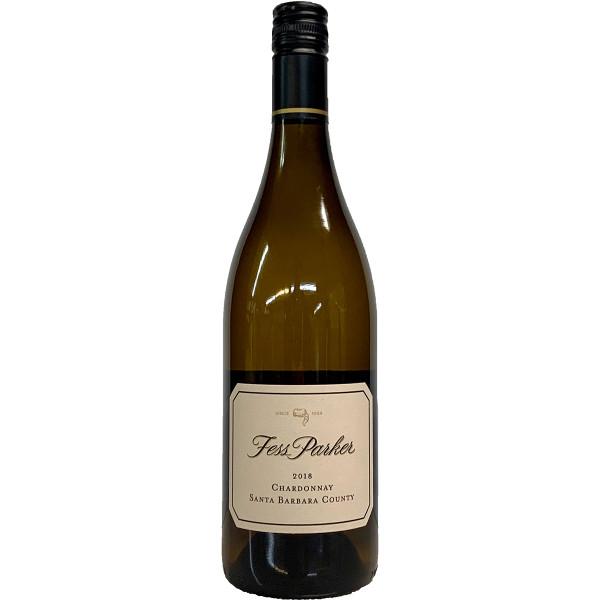 Fess Parker 2018 Santa Barbara County Chardonnay