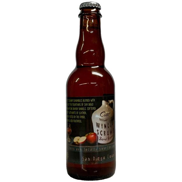 Raging Cider Wynola Scrump Barrel Reserve