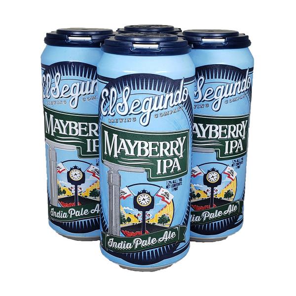 El Segundo Mayberry IPA 4-Pack Can