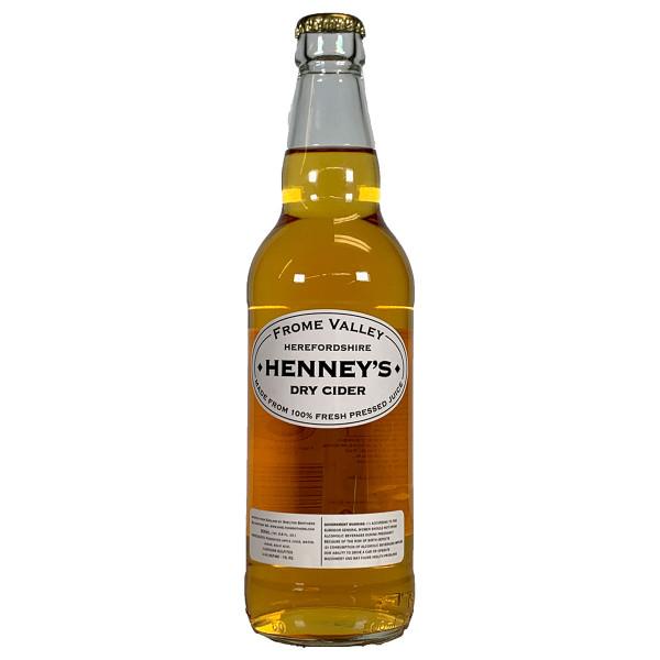 Henney's Dry Cider English Hard Cider