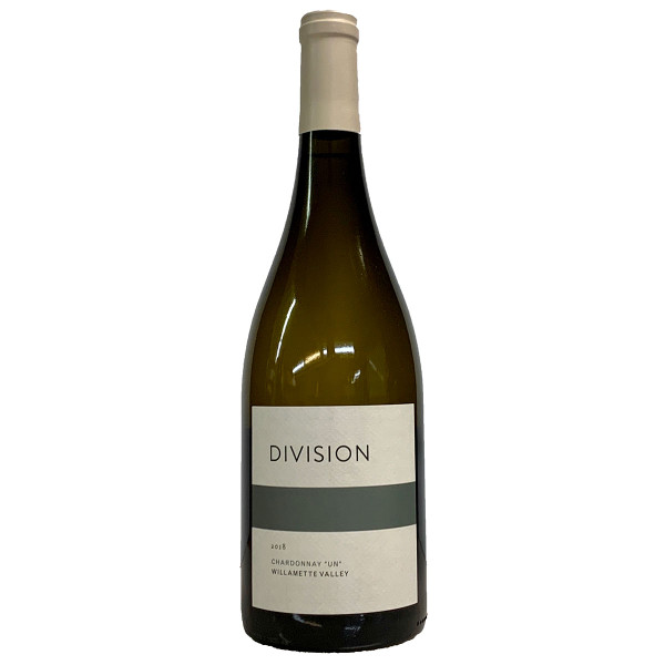 "Division 2018 Chardonnay ""Un"""