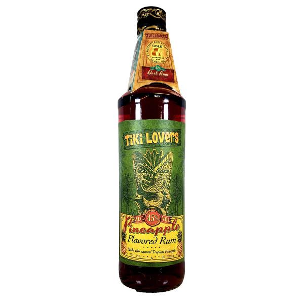 Tiki Lover's Pineapple Flavored Rum