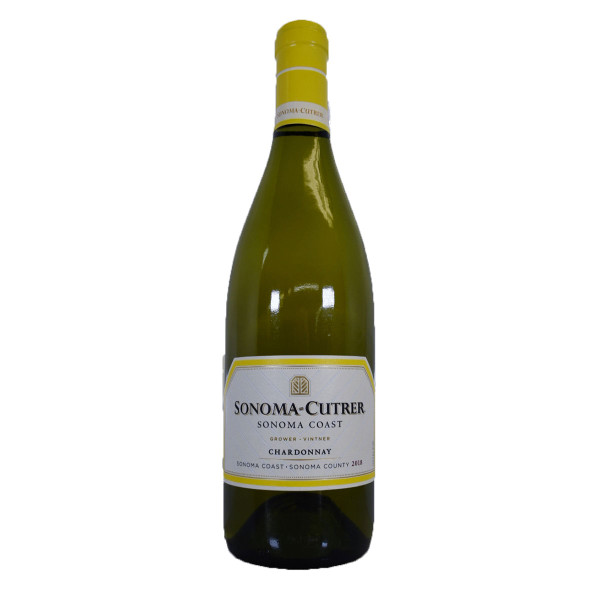 Sonoma-Cutrer 2018 Sonoma Coast Chardonnay