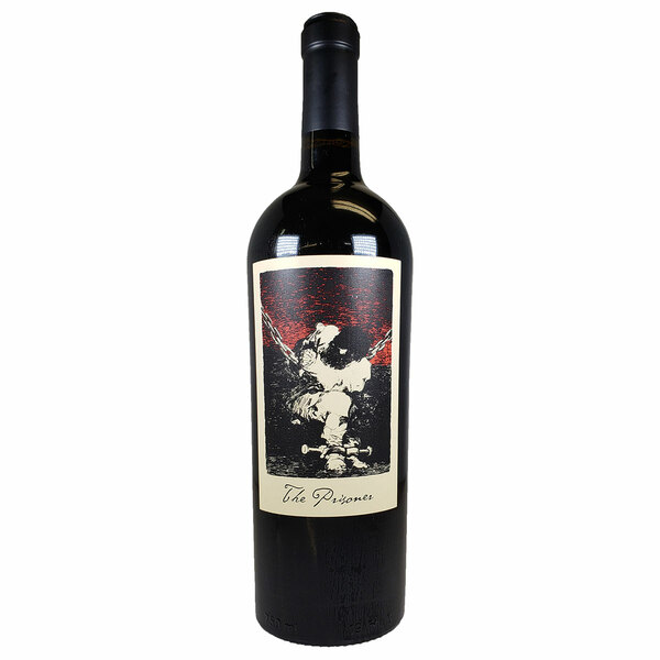 The Prisoner Wine Company 2018 The Prisoner