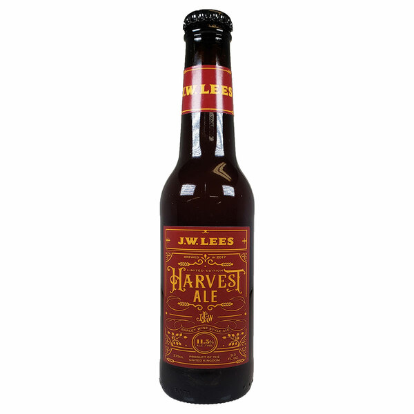 J.W. Lees Harvest Ale 2017
