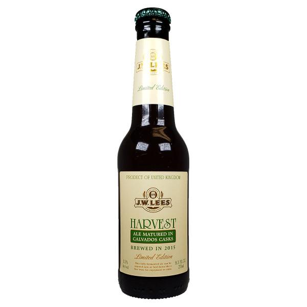J.W. Lees Harvest Ale Matured in Calvados Casks 2015