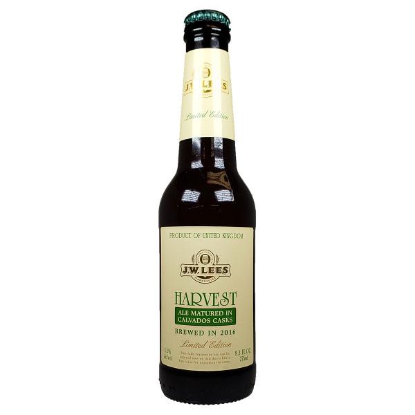 J.W. Lees Harvest Ale Matured in Calvados Casks 2016