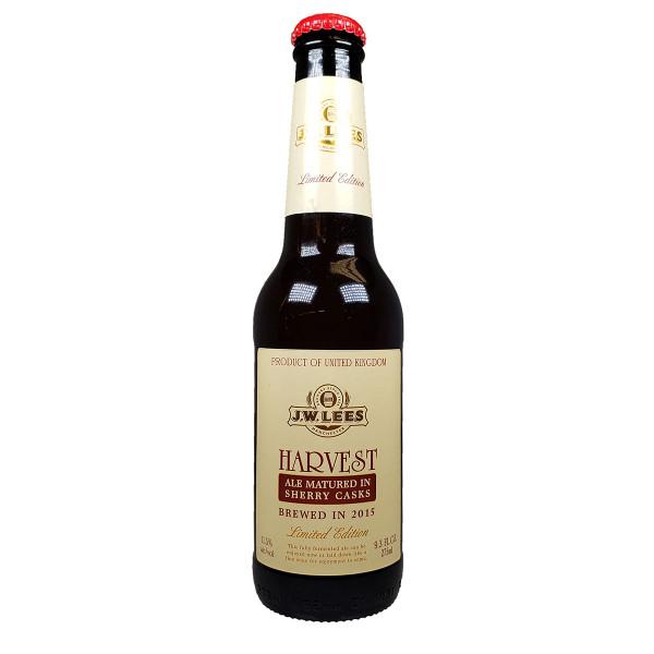 J.W. Lees Harvest Ale Matured in Sherry Casks 2015