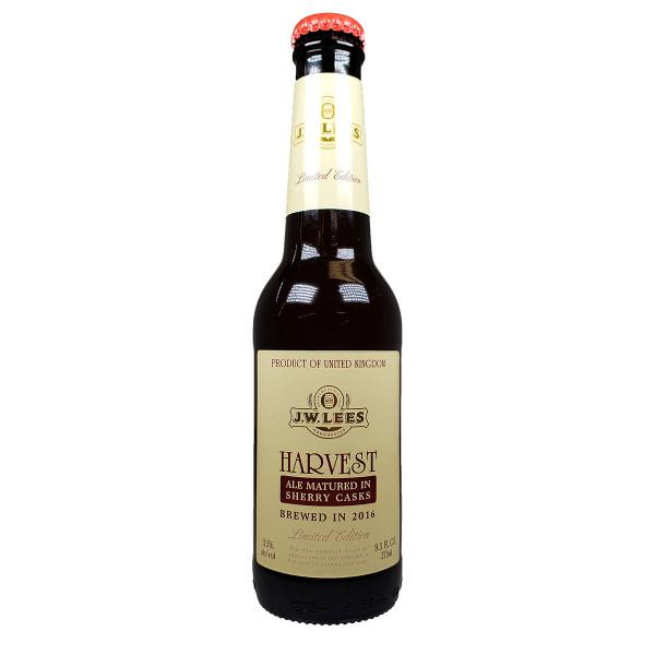 J.W. Lees Harvest Ale Matured in Sherry Casks 2016