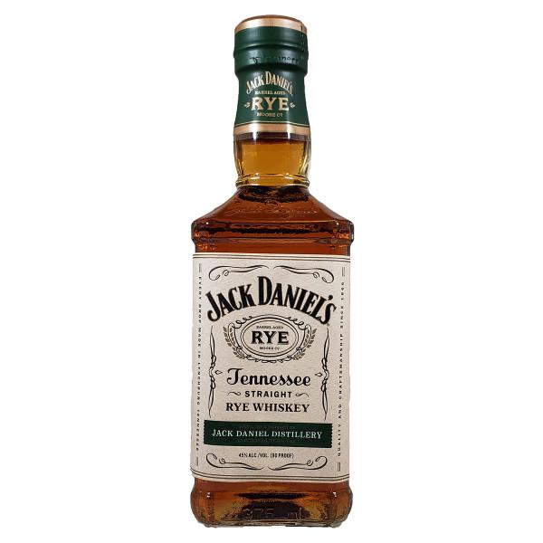 Jack Daniel's Tennessee Straight Rye Whiskey 375ML