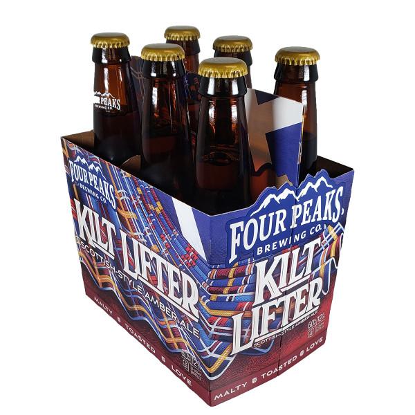 Four Peaks Kilt Lifter Scottish Style Ale 6-Pack