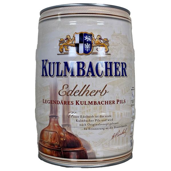 Kulmbacher Edelherb Pils 5L Mini Keg