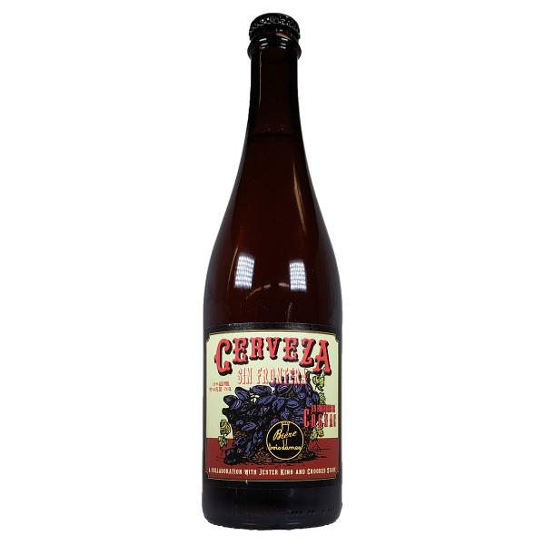 Trois Dames / Crooked Stave / Jester King Cerveza Sin Frontera Cognac