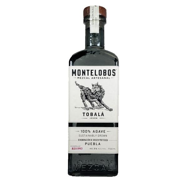 Montelobos Tobalá Joven Mezcal