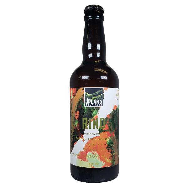 Upland Rind Chamomile Orange Barrel-Aged Sour Ale