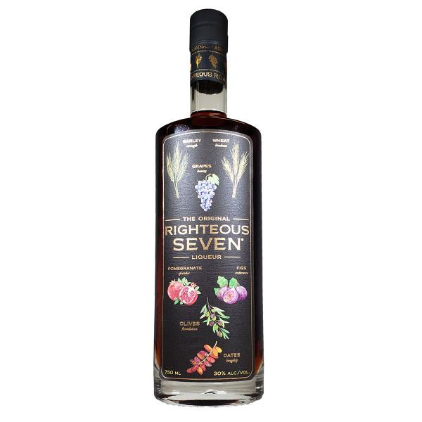 The Original Righteous Seven Liqueur