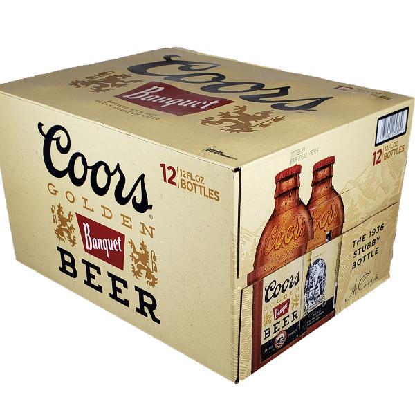 Coors Banquet 12-Pack