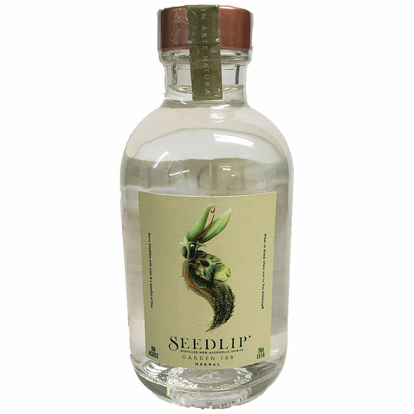 Seedlip Garden 108 Distilled Non-Alcoholic Spirit 200ML