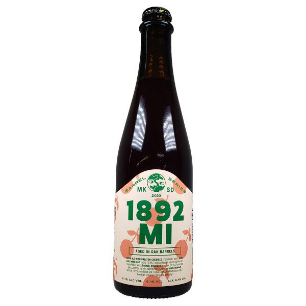 Mikkeller SD 1892 MI Sour Ale 2019