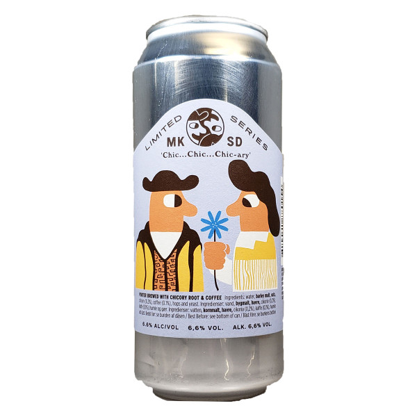 Mikkeller SD Chic... Chic... Chic-ary Porter Can