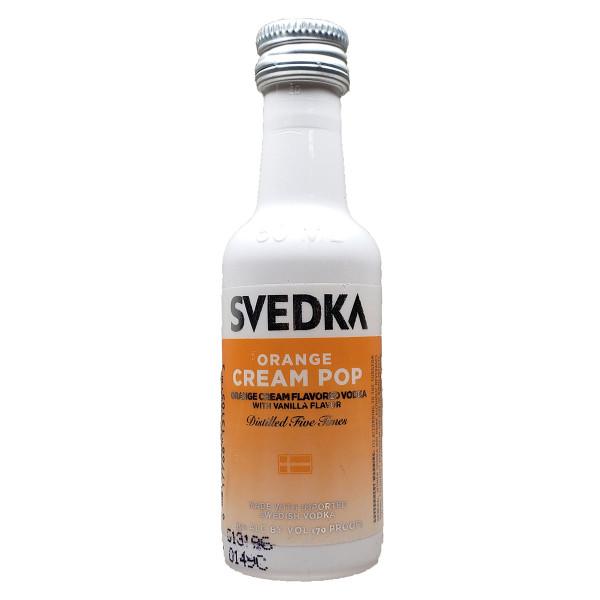 Svedka Orange Cream Vodka