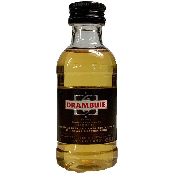 Drambuie Honey Scotch Whisky Liqueur 50ML