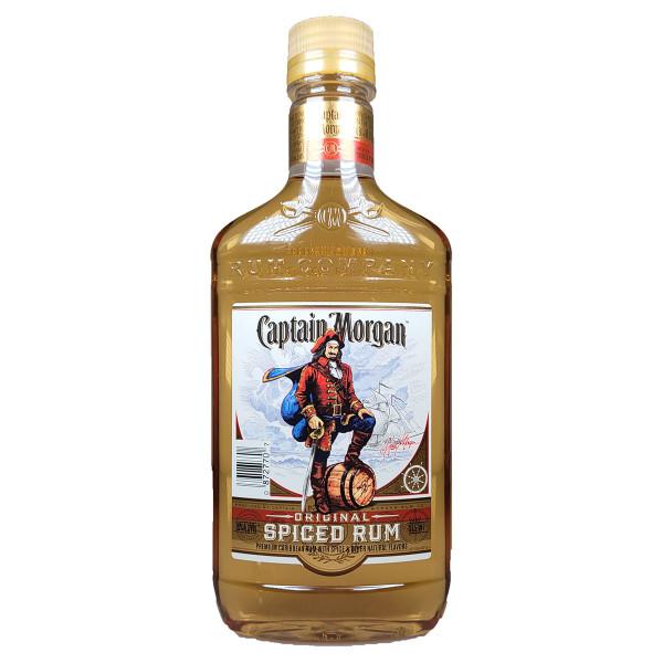 Captain Morgan Spiced Rum 375ML