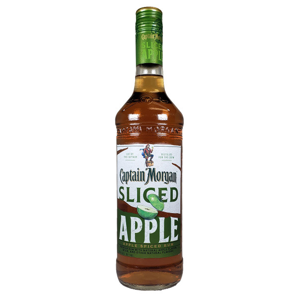 Captain Morgan Sliced Apple Spiced Rum