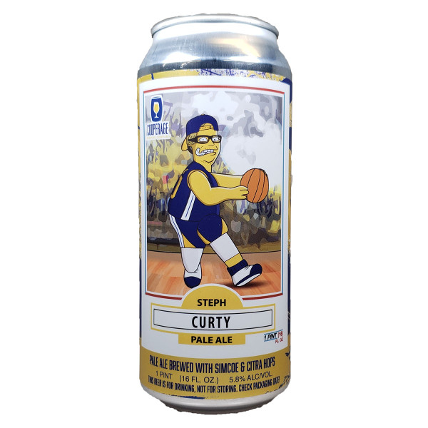 Cooperage Steph Curty Pale Ale Can