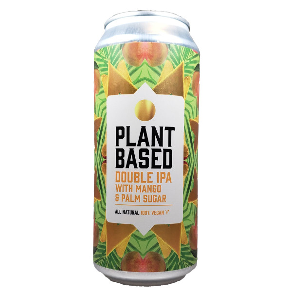 Stillwater Plant Based Double IPA with Mango & Palm Sugar Can