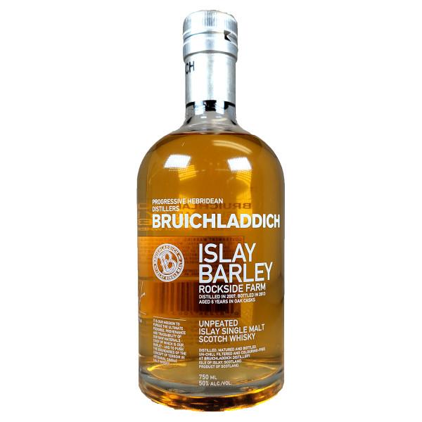 Bruichladdich Islay Barley 2007 Rockside Farm