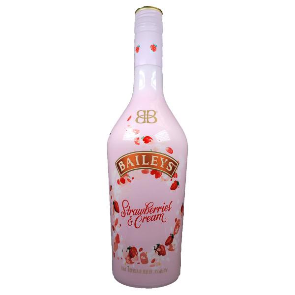 Baileys Strawberries & Cream Limited Edition Irish Cream Liqueur