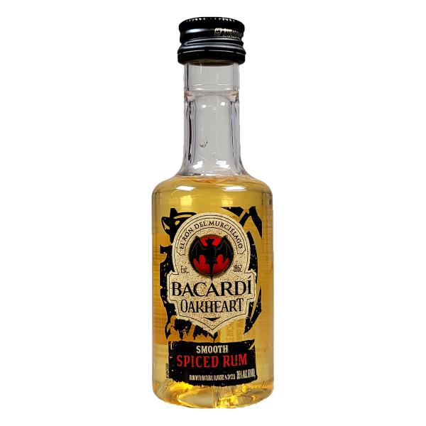 Bacardi Oakheart Rum 50ML