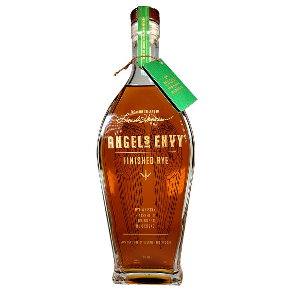 Angel's Envy Rum Cask Rye Kentucky Straight Whiskey
