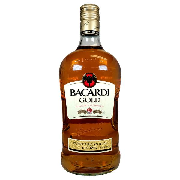 Bacardi Gold Rum 1.75L