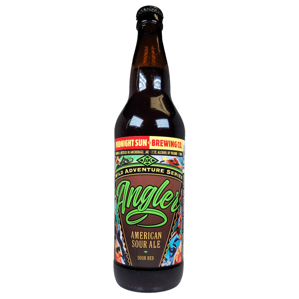 Midnight Sun Angler Sour Red Ale