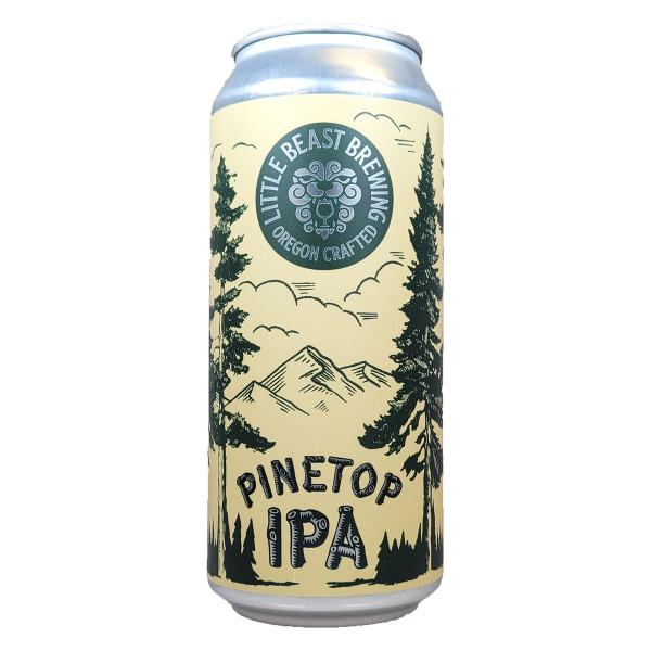 Little Beast Pinetop IPA Can