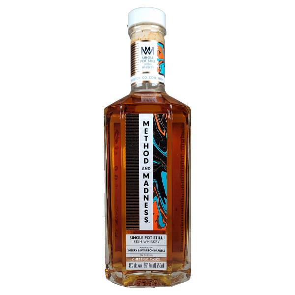 Method & Madness Single Pot Still Irish Whiskey