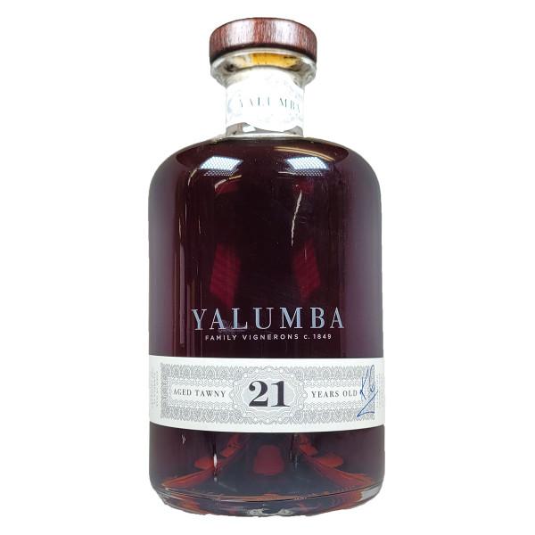 Yalumba 21 Years Old Aged Tawny 500ML w/ Gift Box