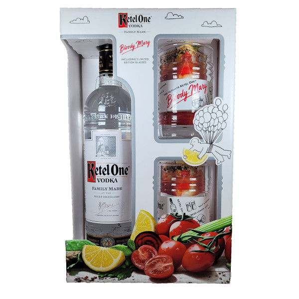 Ketel One Vodka Bloody Mary Gift Pack